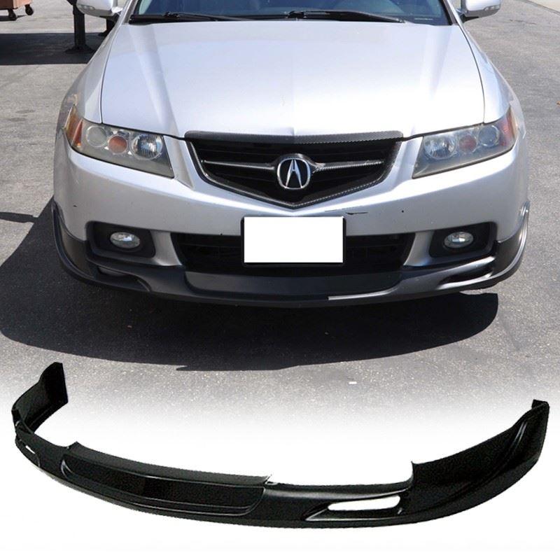 2004-2005 Acura TSX Sedan MU Urethane Front Bumper Lip