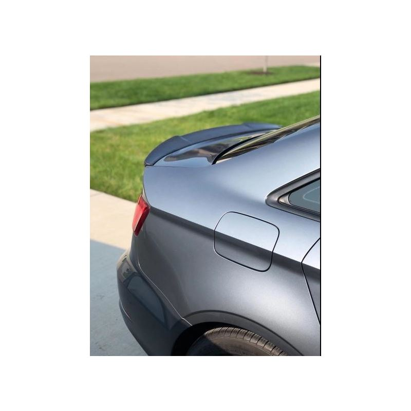 2014-2019 AUDI S3/RS3 JC Style Carbon Fiber Trunk Spoiler